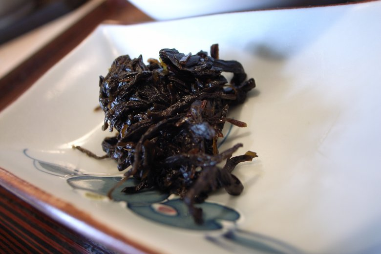 Glony kombu, dzięki którym został odkryty smak umami