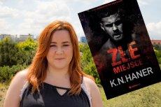 K.N. Haner bestsellerowa autorka literatury kobiecej