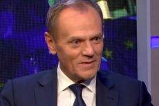 Donald Tusk udzielił mocnego wywiadu dla TVN24.