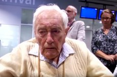 David Goodall skończył 104 lata, przyleciał z Australii do Szwajcarii, by poddać się eutanazji.