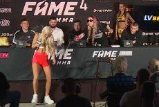 Przedwczesne starcia między rywalkami powoli stają się tradycją konferencji Fame MMA