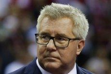 Ryszard Czarnecki twierdzi, że największym beneficjentem wprowadzenia na Ukrainie stano wojennego po rosyjskim ataku będzie... prezydent Poroszenko.