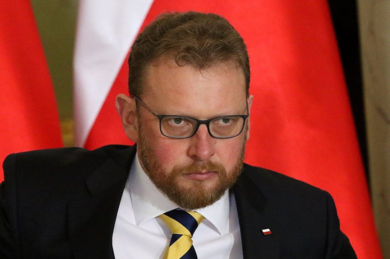 Łukasz Szumowski podziękował wolontariuszom, którzy pomimo zimna kwestują na rzecz WOŚP.