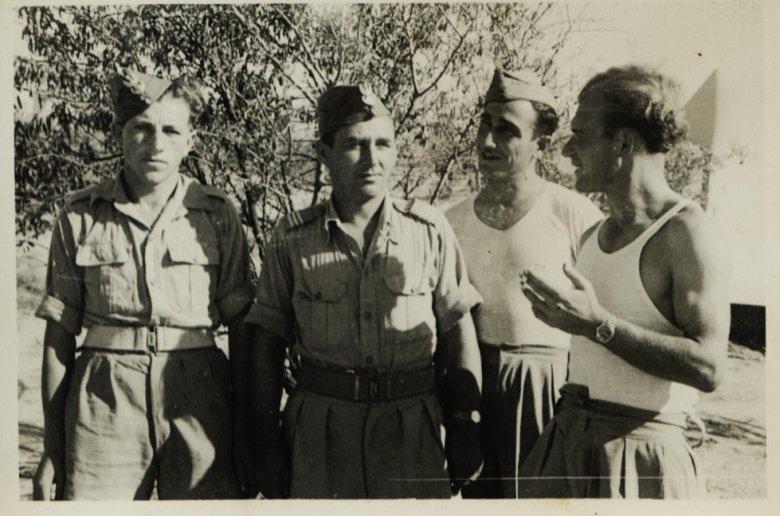 Z chwilą zakończenia wojny na Wyspach znajdowało się ok. 230 tys. żołnierzy PSZ.