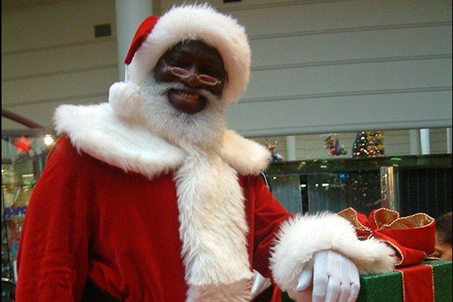 Spór o kolor skóry Świętego Mikołaja dzieli amerykańskich dziennikarzy