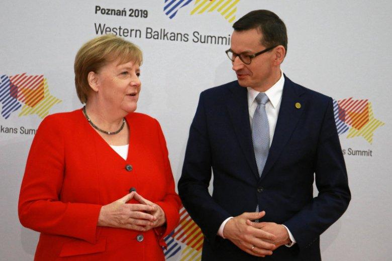 Deutsche Welle: Merkel potwierdza, że dzwoniła do Morawieckiego ws. Szydło.