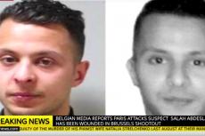 Złapano zamachowca z Paryża - został postrzelony i aresztowany