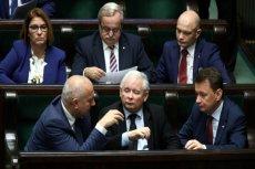 Rządowe stołki skusiły już niejednego. Tym razem jest o czterech parlamentarzystów PO.