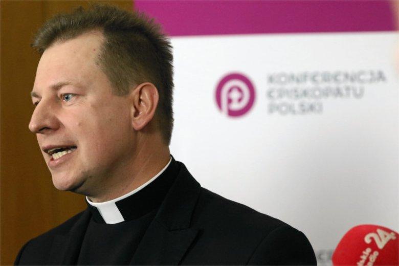 Rzecznik Konferencji Episkopatu Polski ksiądz Paweł Rytel-Andrianik wypowiedział się na temat słów Jażdżewskiego.