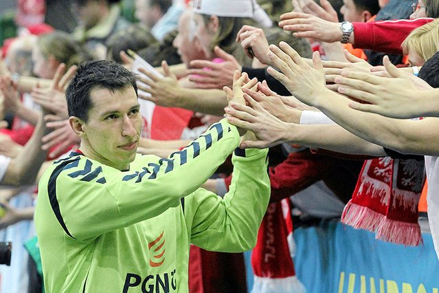Polacy wygrali swój pierwszy mecz na Mistrzostwach Europy piłkarzy ręcznych. Liderem drużyny tradycyjnie był bramkarz Sławomir Szmal!