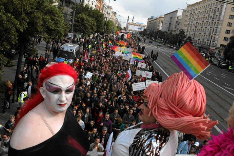 Prezydent Komorowski odmówił patronatu Paradzie Równości. Bez podania przyczyn.