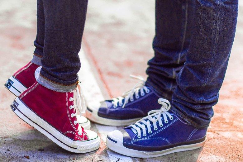 Dla niektórych trampki  to coś więcej niż buty