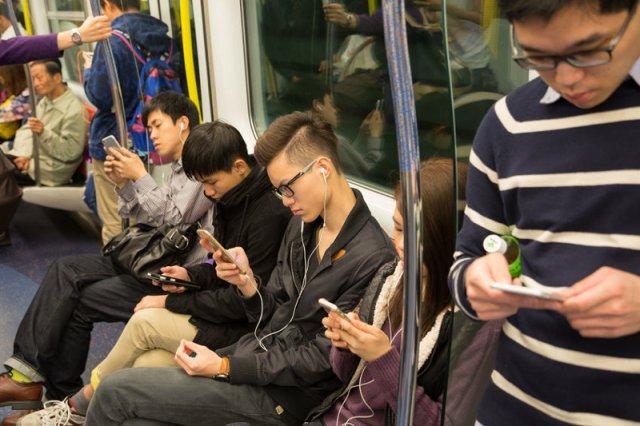 W Chinach popularniejszą od SMS-ów metodą komunikacji jest nagrywanie i przesyłanie wiadomości audio