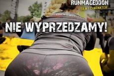 Tak w Polsce w 2018 roku promuje się biegi.