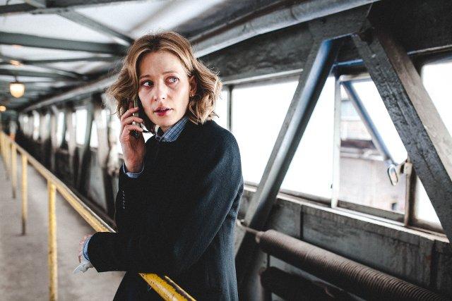 Magdalena Popławska jako Anna Wagner