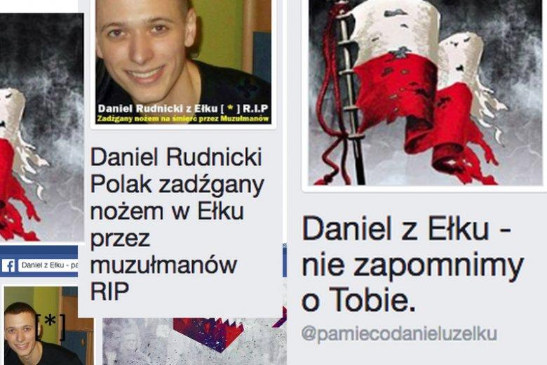 """""""Zginął broniąc polskości"""". Narodowcy robią z Daniela z Ełku bohatera, lewacy zmarłego obrażają. Kto ma rację?"""
