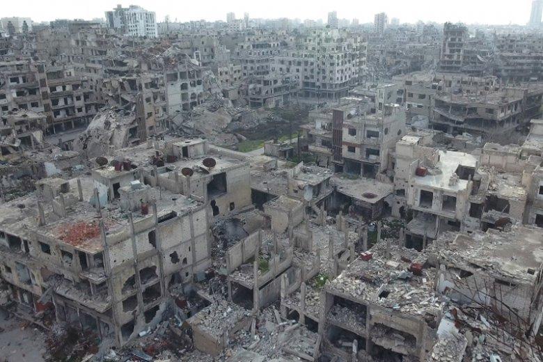Pojechać do Syrii i walczyć w wojnie, która teoretycznie wcale cię nie dotyczy? Ed Nash tak właśnie zrobił.