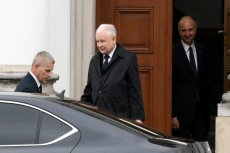 Spotkanie Andrzeja Dudy z Jarosławem Kaczyński dobiegło końca. Prezes PiS przedstawiał swoje pomysły na reformę sądownictwa.