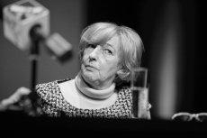 Teresa Torańska nie żyje. Miała 69 lat