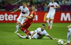 Polska - Rosja. To była prawdziwa bitwa na boisku.