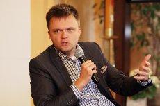 Szymon Hołownia zabrał głos w sprawie wydarzeń z Gdańska.