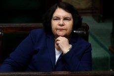 Posłanka Anna Sobecka jest przeciwniczką ustanowienia roku 2018 Rokiem Praw Kobiet.