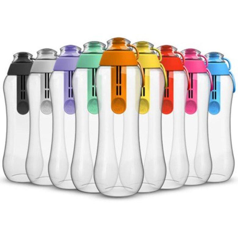 Butelki filtrujące Dafi