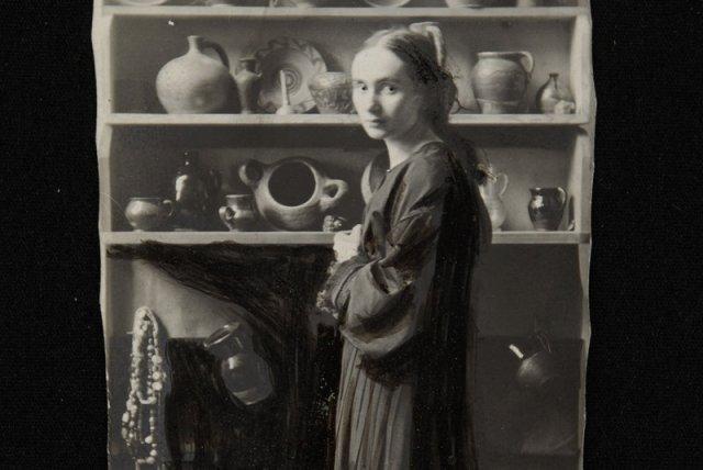 Sara Lipska, Szkoła Sztuk Pięknych (?), ok. 1904
