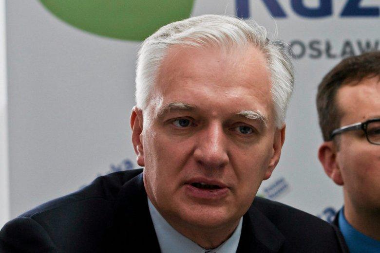 Jarosław Gowin chciałby współpracy Polski Razem z PiS