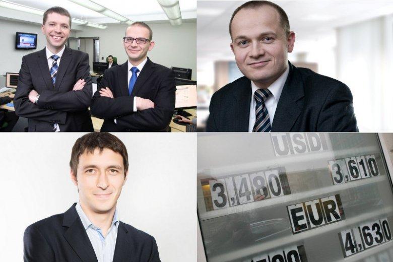 Giganci internetowych kantorów w Polsce.
