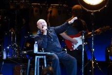 Stan zdrowia Phila Collinsa nie pozwala mu na tak żywiołowe popisy na scenie jak kiedyś, ale muzyk nie poddaje się