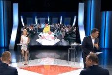 Awantura w TVP Info. Ze studia wyproszono kandydata opozycji do Sejmu.
