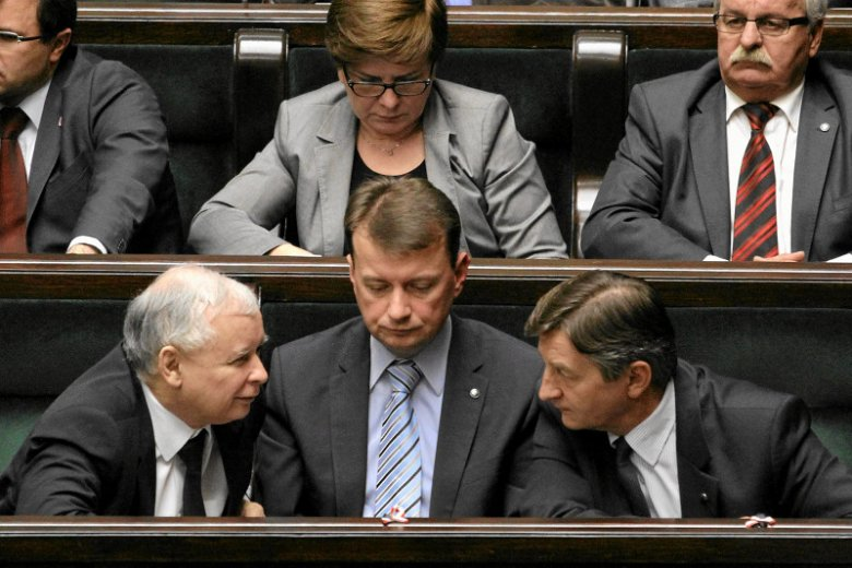 Marek Kuchciński to polityk przyjazny ukraińskim nacjonalistom – twierdzą były poseł i ks. Isakowicz-Zaleski