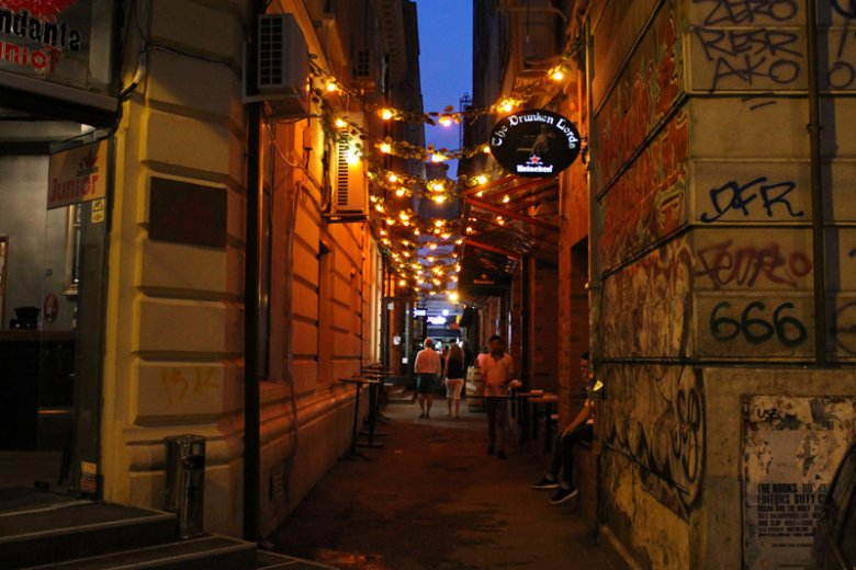 Najciekawszych miejsc Bukaresztu trzeba trochę poszukać.