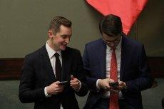 To Sebastian Kaleta i Piotr Müller musieli bronić reform PiS.