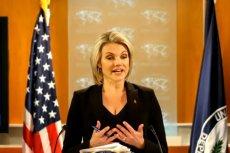 Heather Nauert nie ma politycznego doświadczenia, ale to wydaje się nie przeszkadzać prezydentowi USA