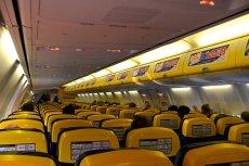 Od lutego klienci linii Ryanair będą mogli wybierać miejsca, jakie zajmą po wejściu na pokład samolotu